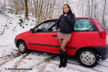 Snow probe