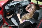 Secretary driving
