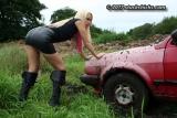 Muddy trouble