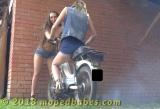 Girls spin