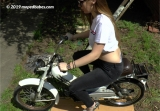 Moped diva