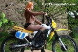 Dirtbike Kate
