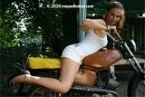 Summer lady