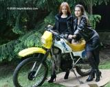 Dirtbike duo