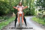 Dirt bike girlie 2