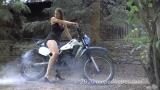 Summer dirtbike