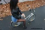 Bicycle flat ride