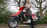 Sheila scooter