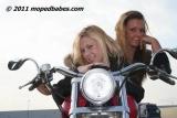 Big bike girls