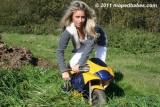 Minibike trip
