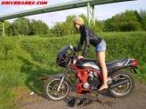 Big bike play