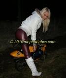 Minibike girly