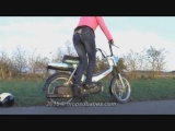 Desperate pedalstart