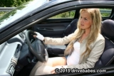 Shakira drives