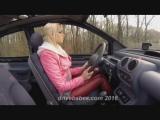 Serena drives