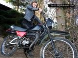 Dirt bike lesson