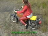 Red jacket ride